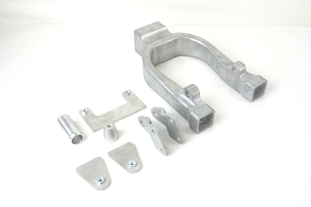 Complete aluminum frame conversion kit for 02-07 CR250 to CR500 ...