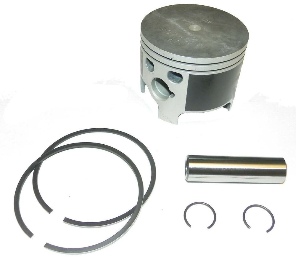Wsm mercury 3 5 top guided piston kit 2 5 liter 9737t 9 for Outboard motor cylinder boring