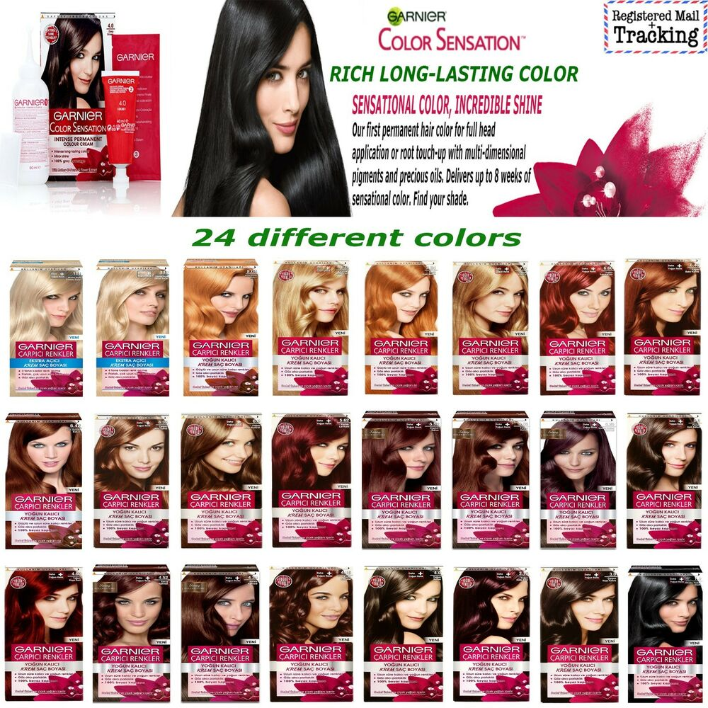 Hair Color Shades Of Garnier  Best Image WebProXPCom