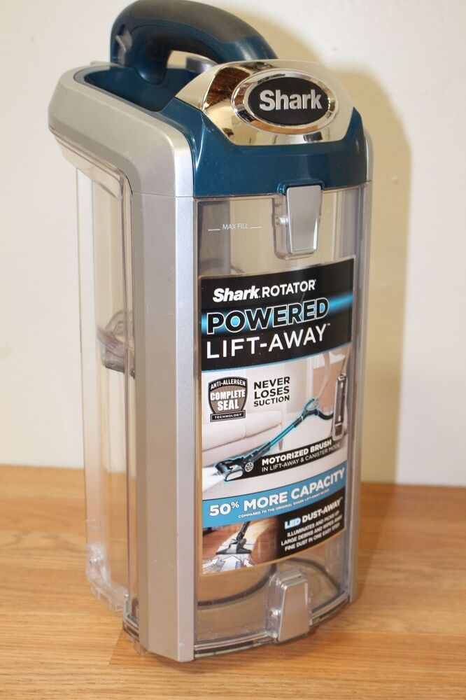 Shark Rotator Xl Powered Lift Away 3 In 1 Uv795 Canister