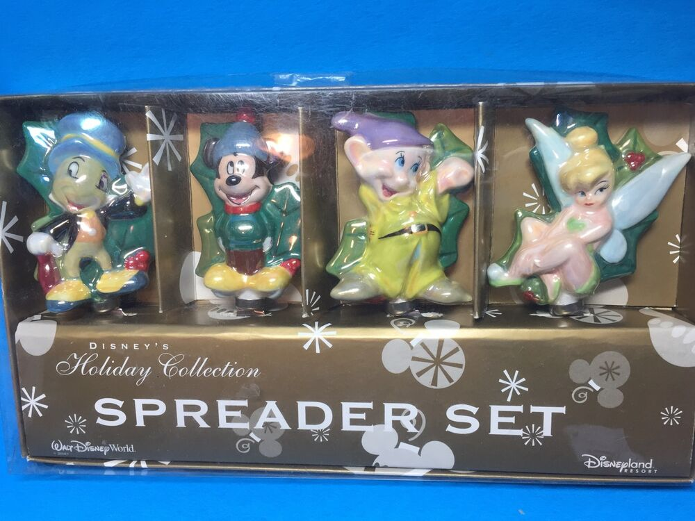 Disney Tinkerbell Dopey Mickey Mouse Christmas Holiday