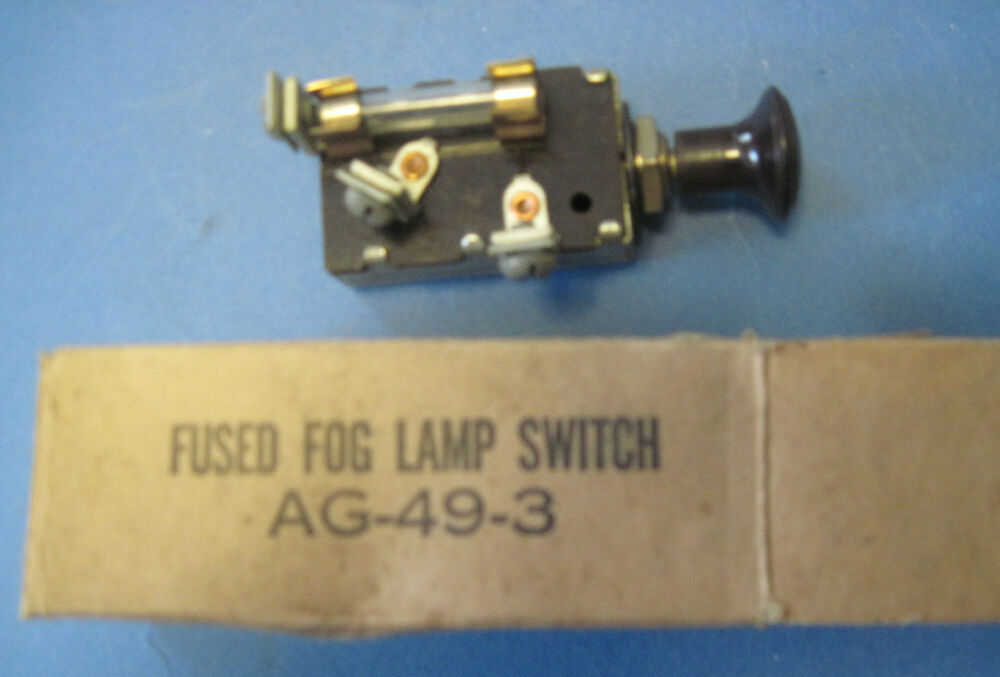 S L on 1937 Ford Dash Light Switch