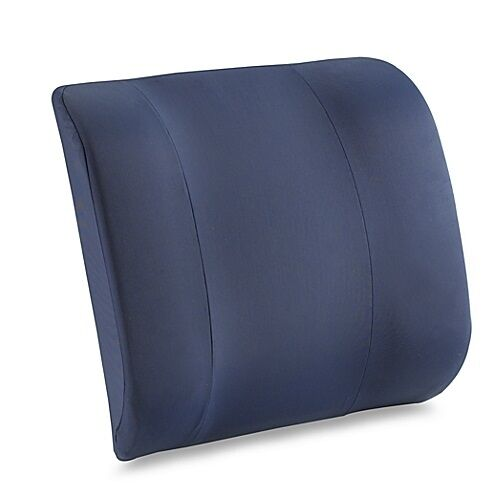 Tempur Pedic Lumbar Support Back Seat Cushion Car Pillow