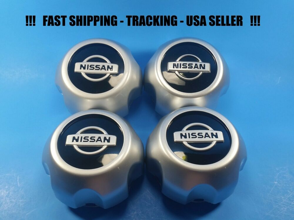 4 X Wheel Center Cap For Nissan Xterra Frontier 00 04 Hub