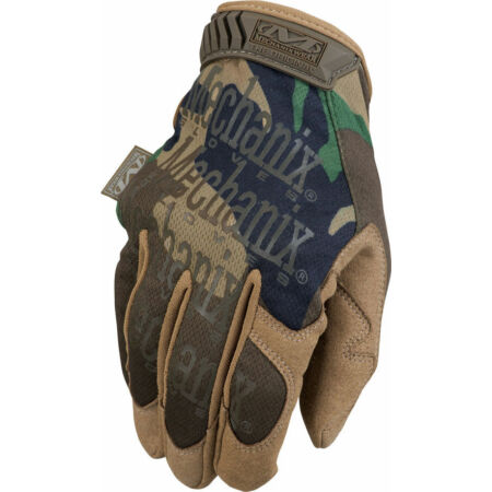 img-Genuine Mechanix Original New Woodland Gloves All Sizes Tactical Military MG-77