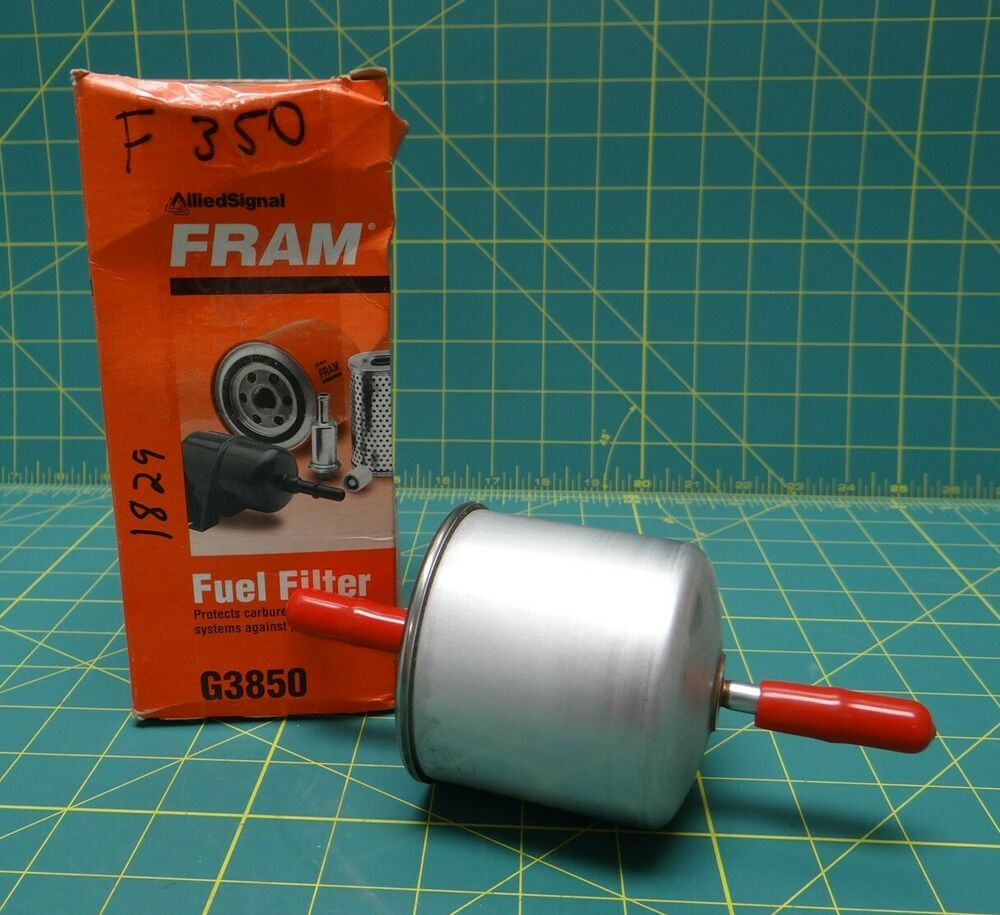 Fram Fuel Filter G3850 eBay