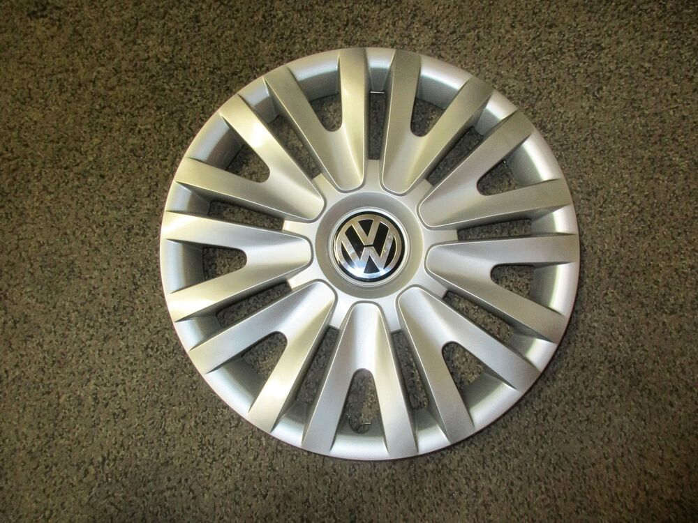 "New 2010 2011 2012 2013 Passat Jetta Golf 15"" Hubcap Wheel ..."