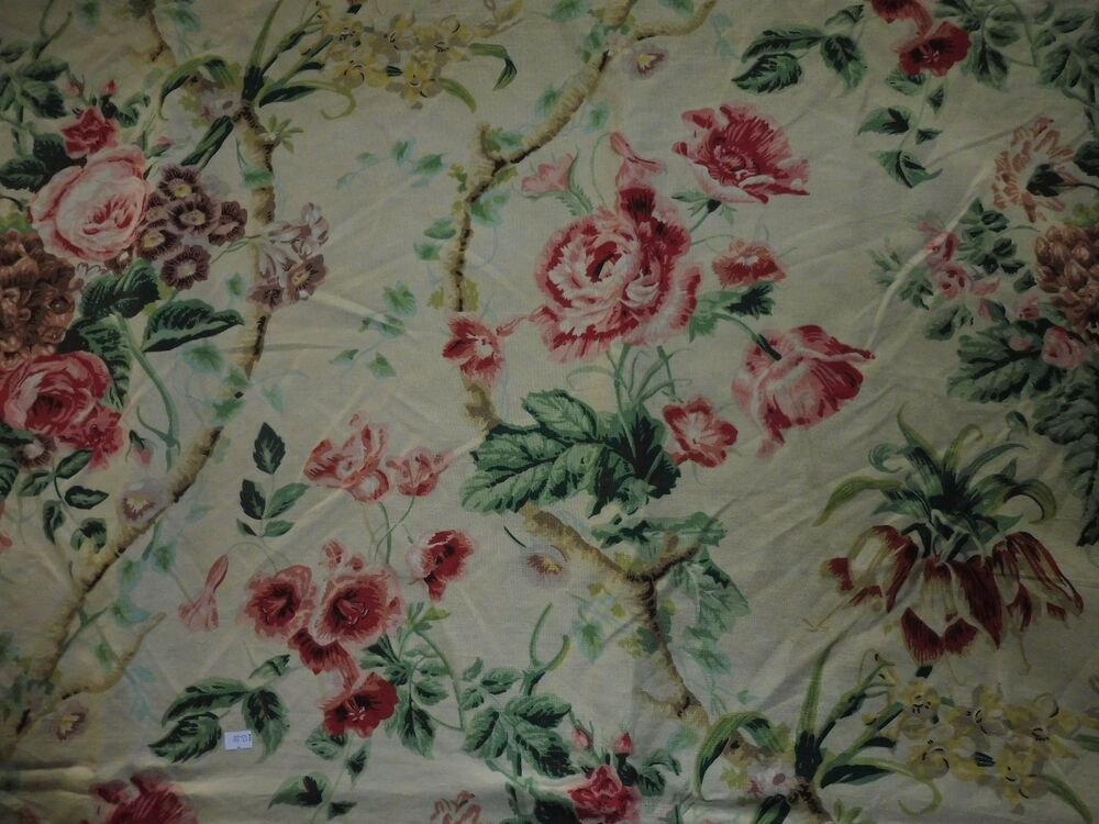 Colefax Amp Fowler Fabric Monmouth Ebay