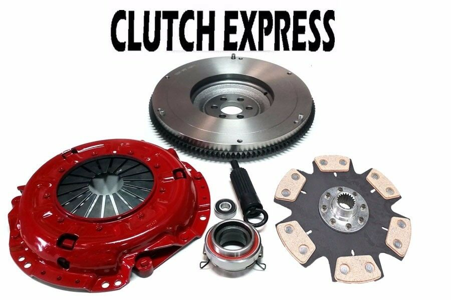 Toyota Truck Clutch Replacement : Af stage clutch kit flywheel toyota runner pickup