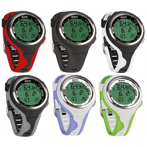 Mares dive computer smart scuba diving watch 414129 free diving nitrox ebay - Nitrox dive computer ...