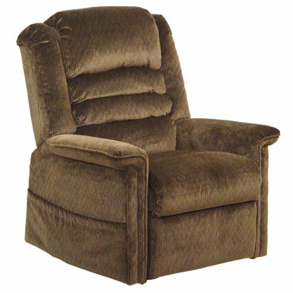 Catnapper Soother 4825 Power Recliner Lift Chair Heat Massage Autumn Fabr