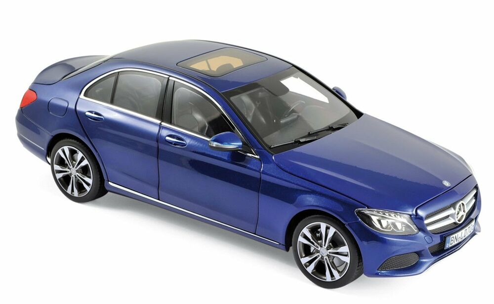 Norev 2014 mercedes benz c class 1 18 diecast model car for Mercedes benz toy car models