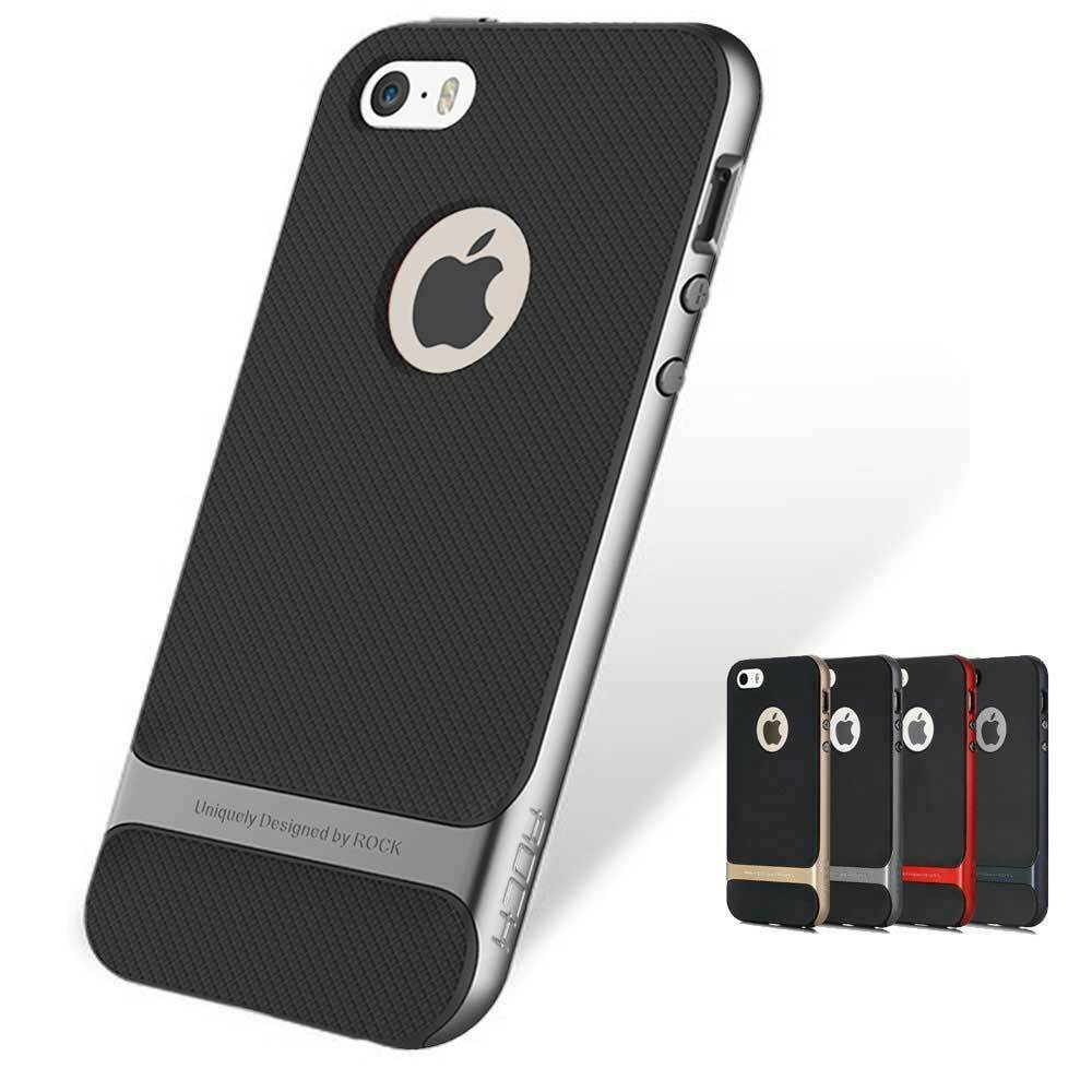 ebay iphone 5s cases rock royce ultraslim hybrid shockproof cover bumper 14041
