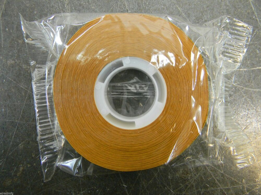 Uline Adhesive Transfer Tape Double Sided Fits 3m Atg752c