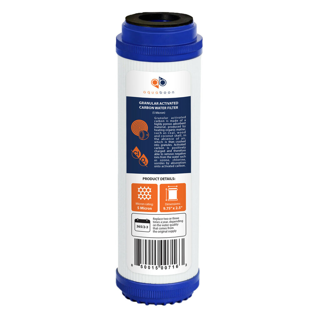 Granular activated carbon block 5 micron water filter - Activated charcoal swimming pool filter ...