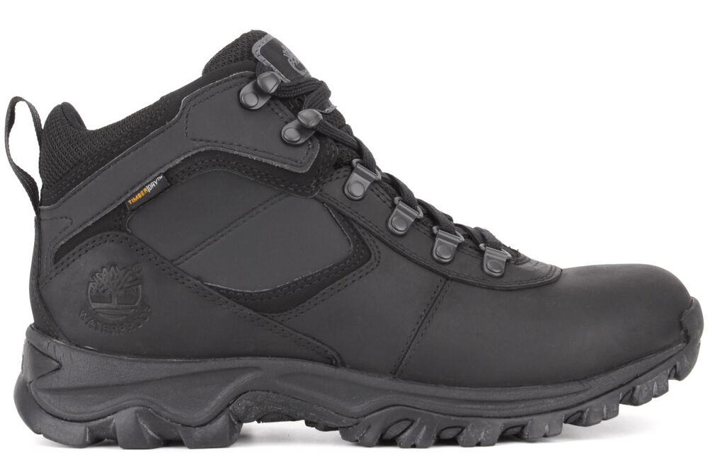 Timberland Earthkeepers Mt Maddsen Mid 2731r Mens Black