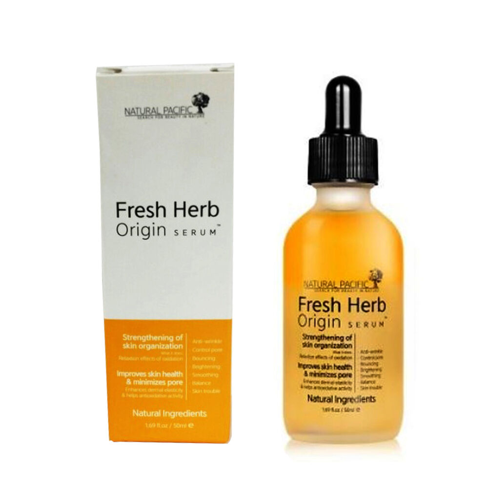 Natural Pacific Fresh Herb Origin Serum Review