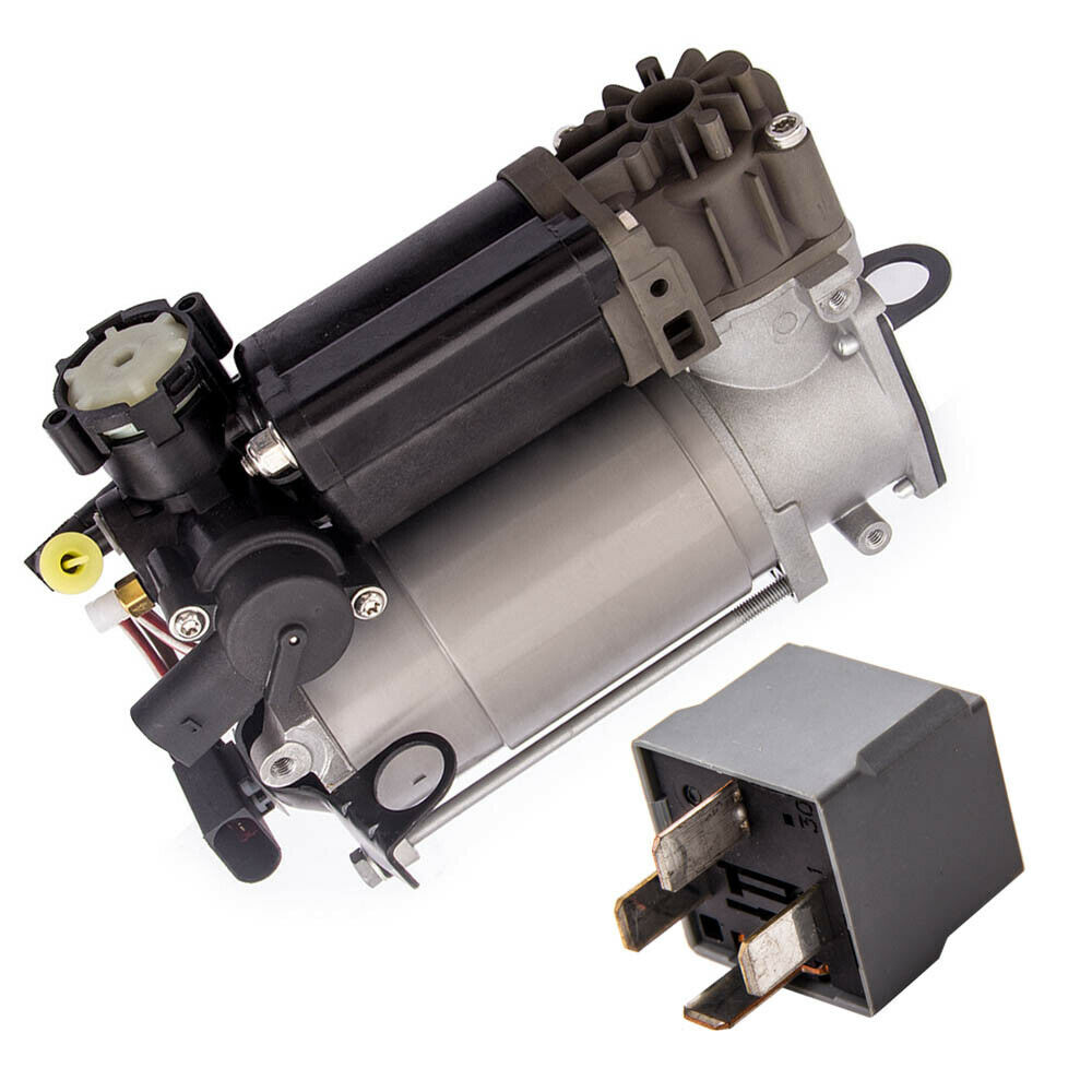 New air suspension compressor pump for mercedes w220 w211 for Air suspension compressor mercedes benz