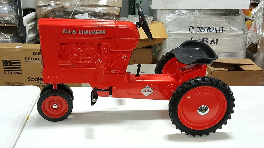 Allis Chalmers Pedal Tractor Decals : Pedal tractor ebay autos post
