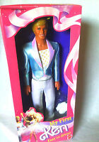 VINTAGE 1988 MY FIRST KEN EASY TO DRESS BARBIE DOLL NEW NRFB