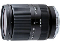 BLACK TAMRON 18-200mm F/3.5-6.3 Di III VC LENS FOR SONY E-MOUNT CAMERAS B011BS
