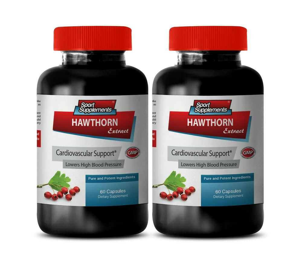 Hawthorne for high blood pressure