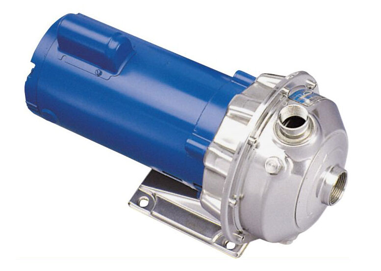 Stainless Water Pump : Goulds st d npe series end suction l stainless