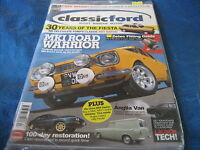 CLASSIC FORD MAGAZINE JULY 2006 FIESTA SPECIAL PRO STREET CORTINA  XR2 RS REDTOP