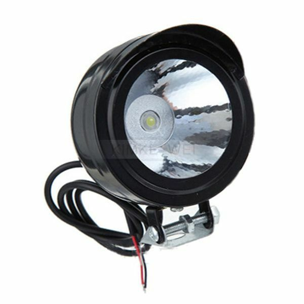 led scheinwerfer spot licht strahler fluter motorrad boot. Black Bedroom Furniture Sets. Home Design Ideas