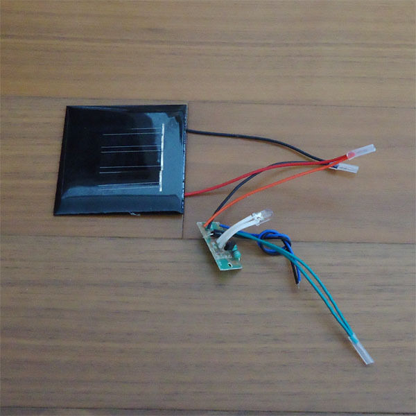 Solar LED lighting DIY Kit