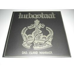 Turbostaat - Das Island Manöver LP Vinyl NEU + Booklet Schallplatte NEW