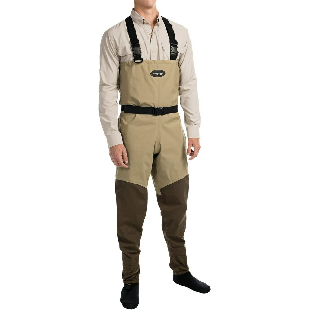 Frogg toggs canyon breathable fly fishing chest waders for Fly fishing waders