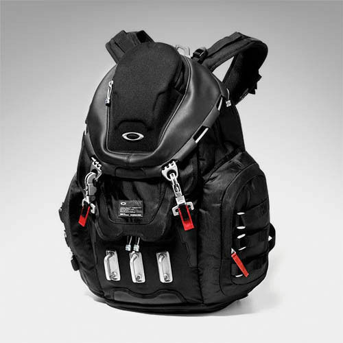 Oakley Kitchen Sink Backpack Red