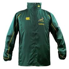 South Africa Springbok Kids Full Zip Lightweight Track Jacket Size 14YRS