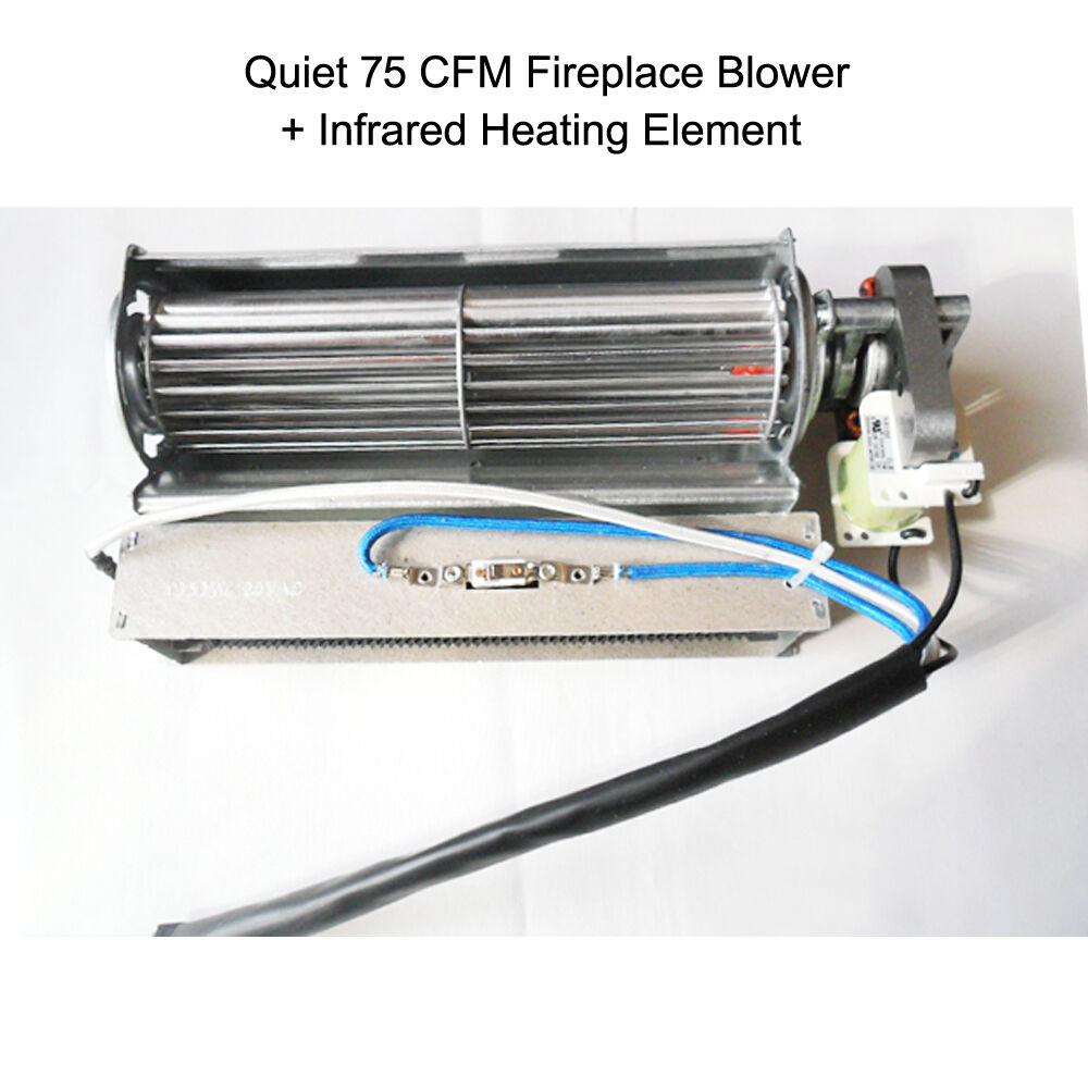 Heat Surge Electric Fireplace Replacement Fireplace Blower