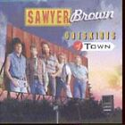 Outskirts of Town by Sawyer Brown (CD, Aug-1993, Curb)