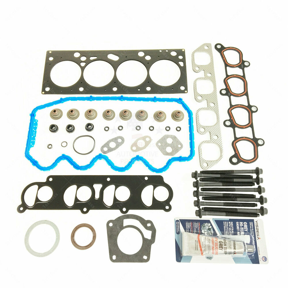 Volvo S80 2000 2001 Engine Cylinder Head Gasket: BRAND NEW HEAD GASKET SET BOLTS FOR 00-04 FORD FOCUS 2.0