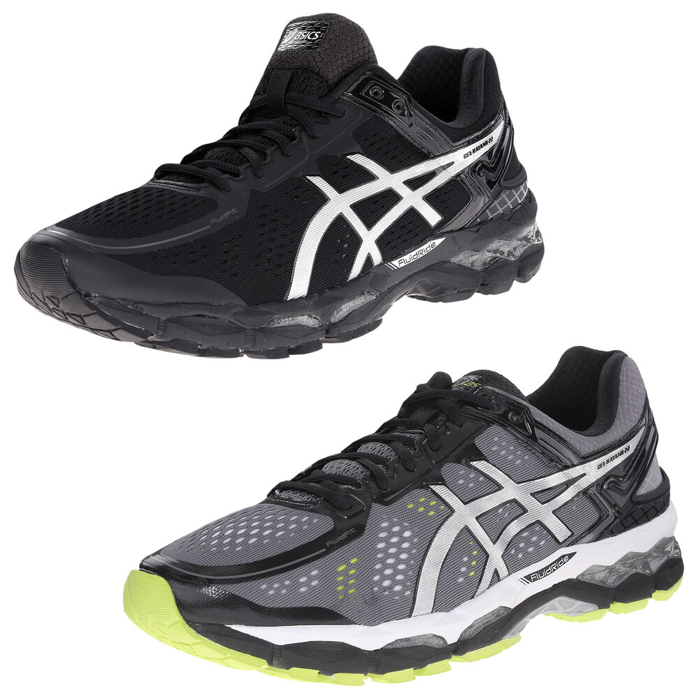 men 39 s asics gel kayano 22 wide 4e running shoes ebay. Black Bedroom Furniture Sets. Home Design Ideas