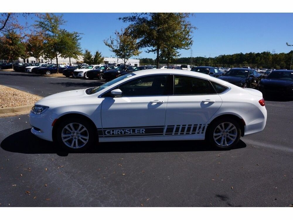 2x Multiple Color Graphics Chrysler 200 300 Pacifica