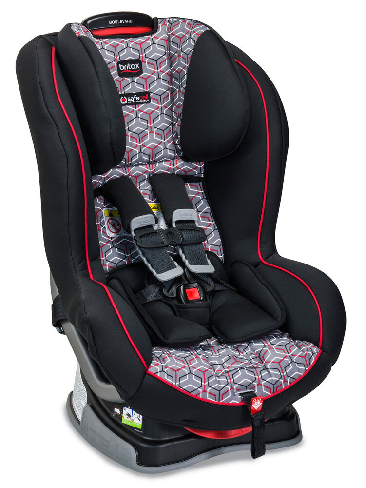 britax boulevard g4 1 convertible car seat in baxter new ebay. Black Bedroom Furniture Sets. Home Design Ideas