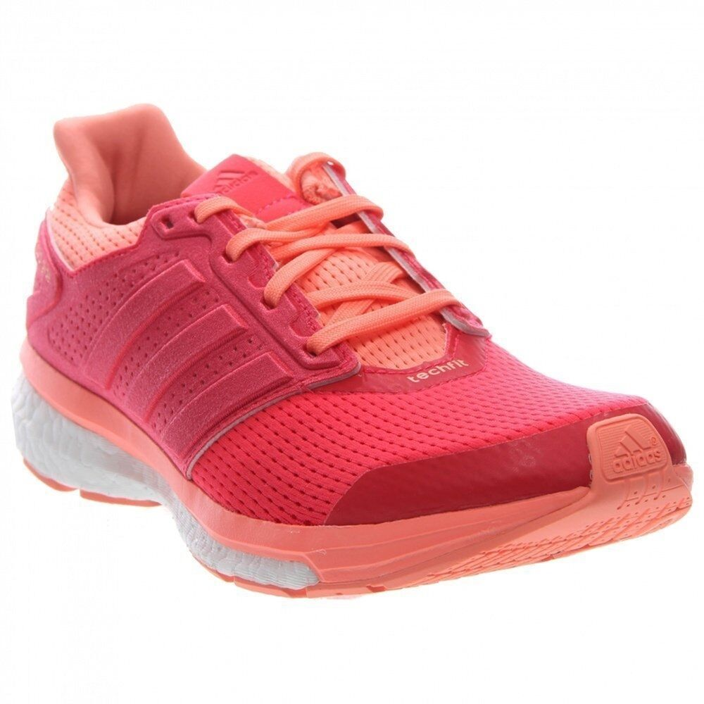 Adidas Women Athletic Shoes Supernova Glide 8 Pink | eBay