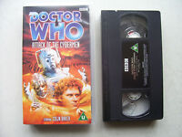 Doctor Who Attack of the Cybermen Colin Baker