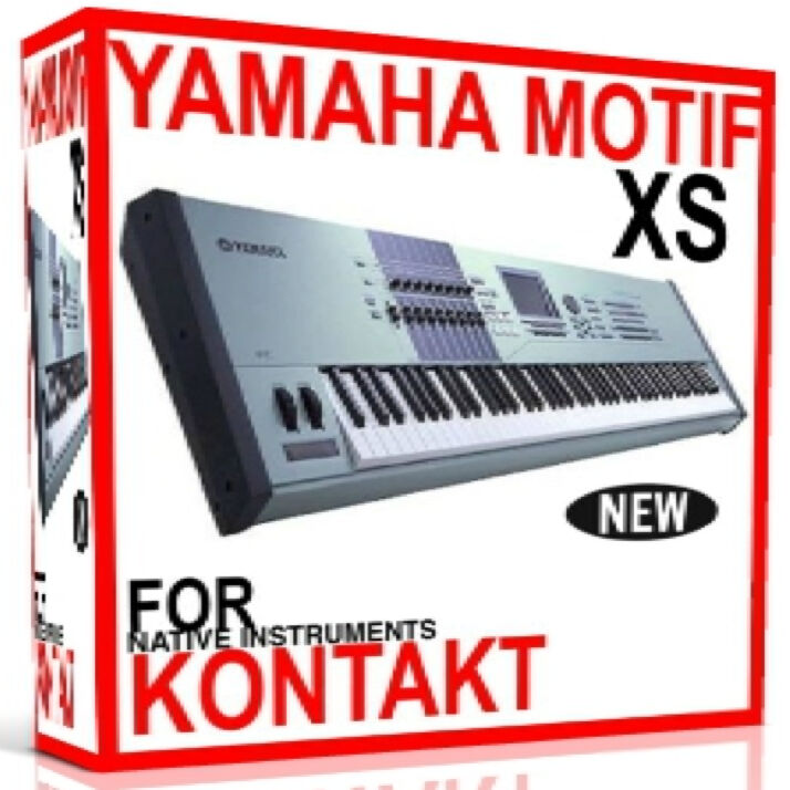 Yamaha motif xs for ni kontakt nki patches presets sounds for Yamaha motif sounds download free