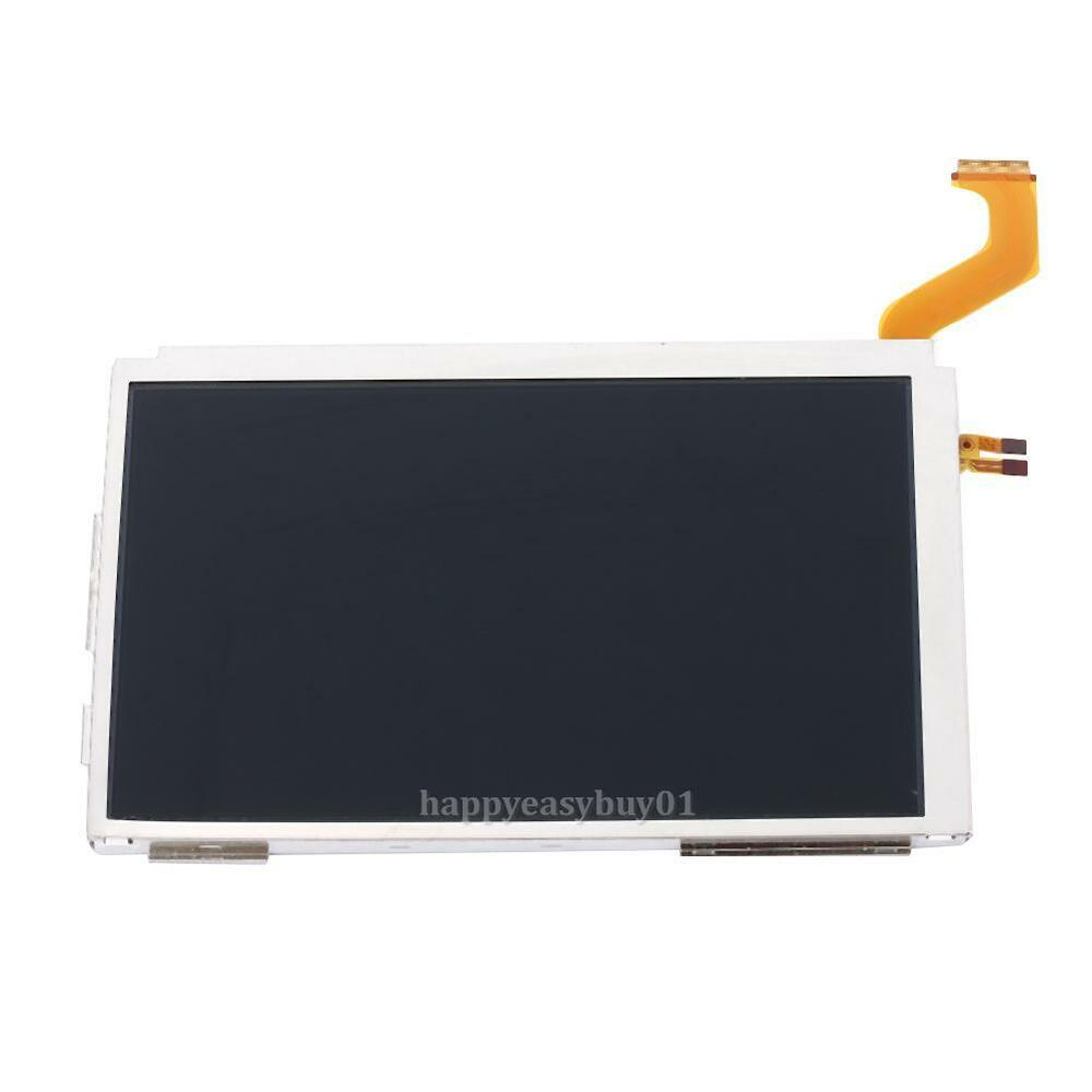 Monitor Replacement Parts : Top upper lcd display screen for nintendo ds xl repair