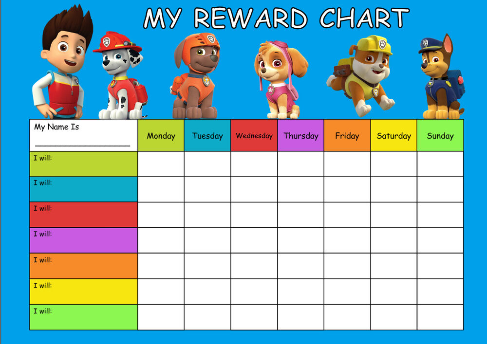toilet routine reward chart potty toilet training kids toddlers