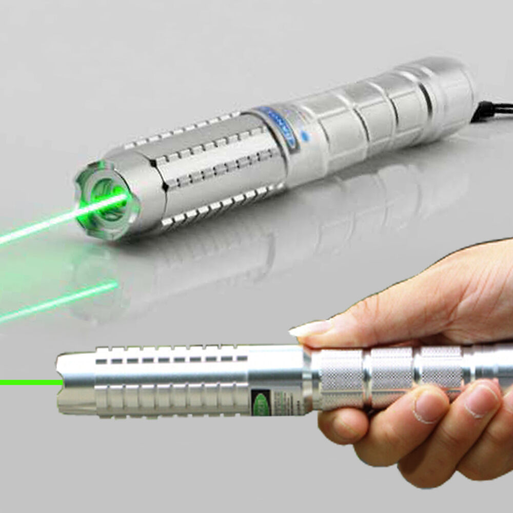 Halberd Head 532nm Green Laser Pointer Teaching Aid Laser
