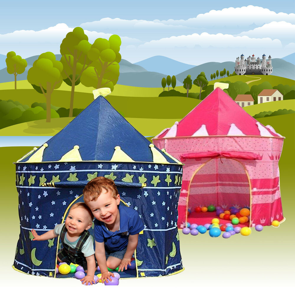 Details about POP UP WIZARD PRINCESS CASTLE TENT INDOOR OUTDOOR KIDS FUN PLAYHOUSE PLAY TOY  sc 1 st  eBay & POP UP WIZARD PRINCESS CASTLE TENT INDOOR OUTDOOR KIDS FUN PLAYHOUSE ...