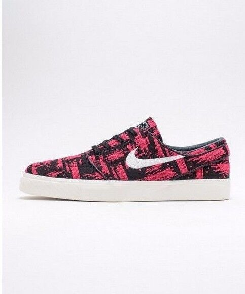 new styles cdefe 0af9f Details about Nike Stefan Janoski EXP PRM Fuchsia Force Ivory Black white  pink 678421-610