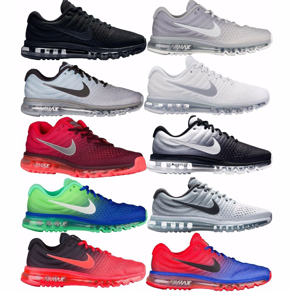 nike air max 2017 mens running shoes comfortable sneakers