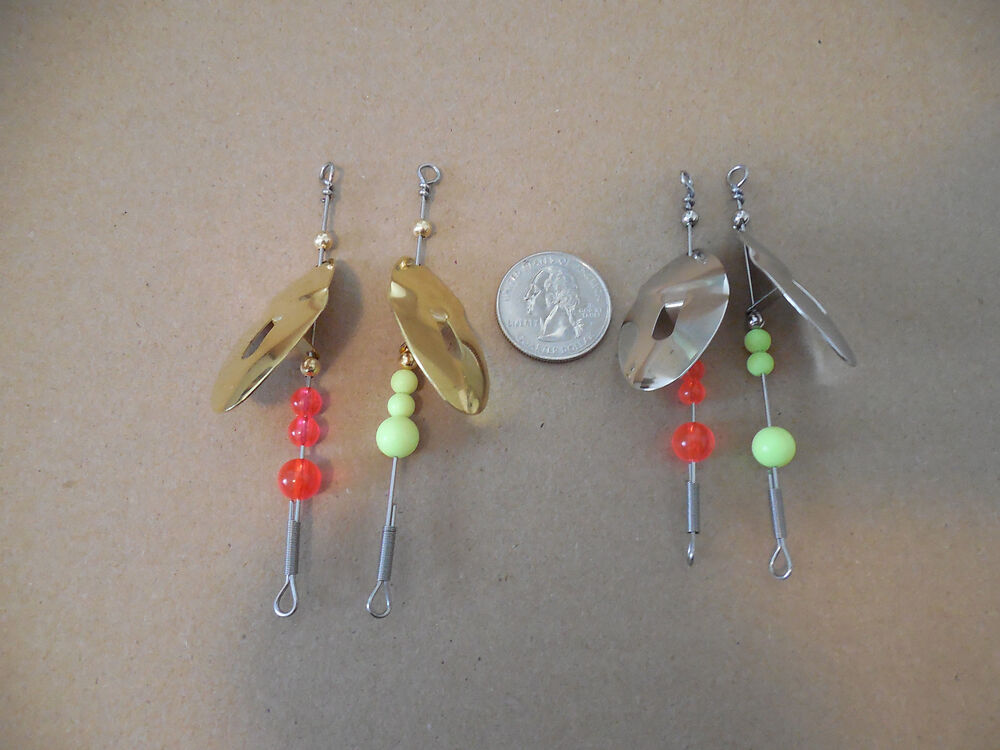 Custom Trout Spinners